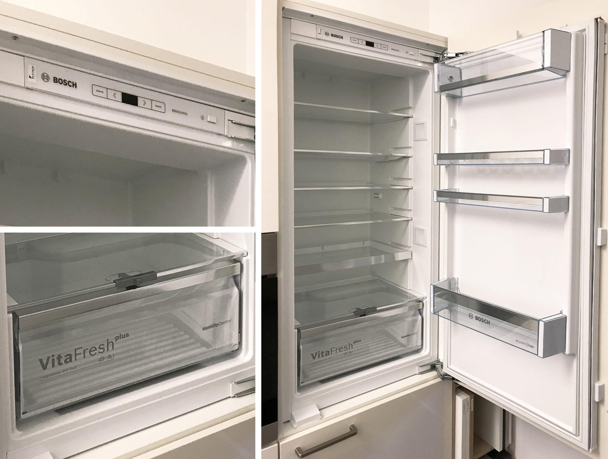 Bosch Accent Line Kühlschrank : Bosch einbaukuehlschrank u a taxer einrichten