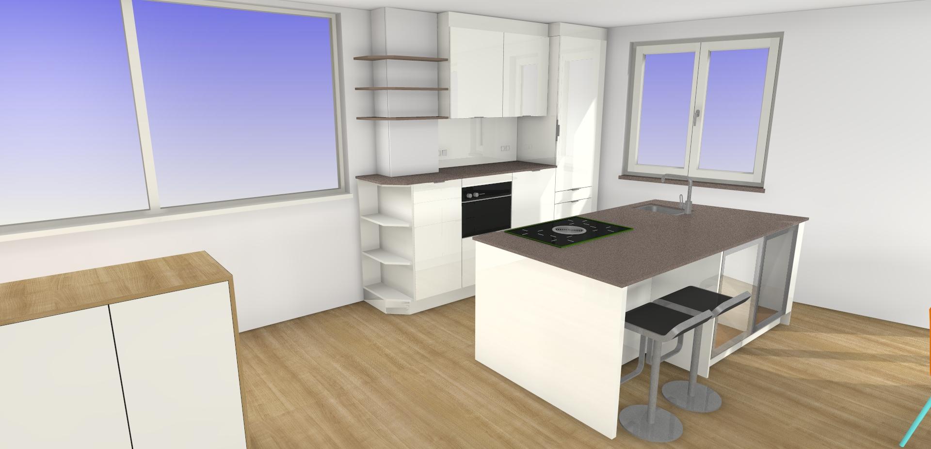 Küchenplanung, individuell, persönlich - Taxer Einrichten ...